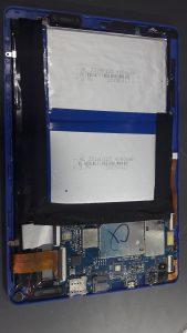 Работа по ремонту планшета Dexp Ursus NS110