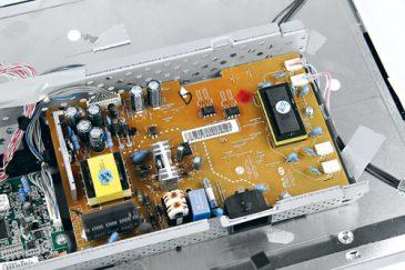 Ремонт инвертора монитора