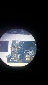 Работа по ремонту ноутбука Acer Aspire E1-571G
