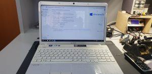 Ремонт ноутбука Sony