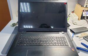 "Ремонт ноутбука Lenovo B71-80 ""Не включается"""